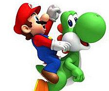 Mario Voted #1 Video Game Character Of All-Time