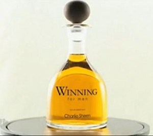 Thanks to Jimmy Fallon, Charlie Sheen _Winning_ is Now a Cologne