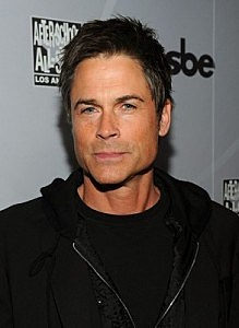 Rob Lowe will *not* replace Sheen on Two and a Half Men