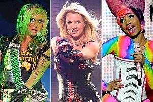 Britney Spears Teams With Ke$ha, Nicki Minaj on 'Till the World Ends' Remix