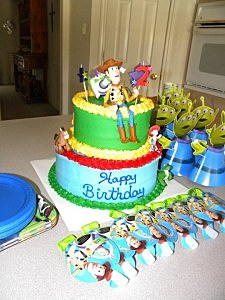 Mom's Work is never done - Kids and their Birthdays