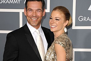 LeAnn Rimes, Eddie Cibrian Married