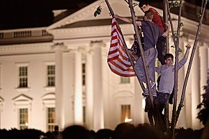 Americans React to News That Osama bin Laden Is Dead [PHOTOS]
