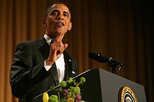 Barack Obama Roasts Donald Trump at White House Correspondents' Dinner [VIDEO]