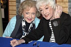 Betty White: Bea Arthur Didn't Like Me