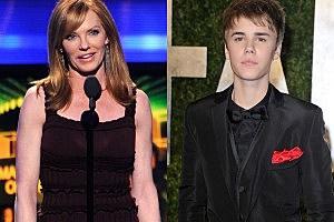 Marg Helgenberger Calls Justin Bieber a 'Brat'