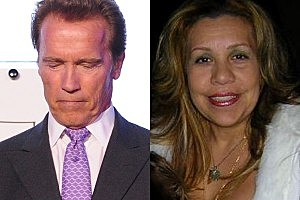 Mother of Arnold Schwarzenegger's Love Child Revealed
