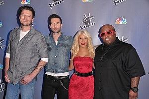 """NBC's """"The Voice"""" Press Conference"""