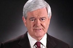 Newt Gingrich Running for President