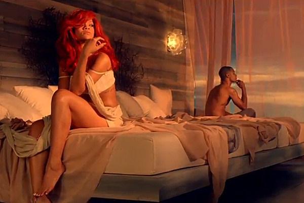 Watch The Video For Rihannau0027s U0027California King Bedu0027 [VIDEO]
