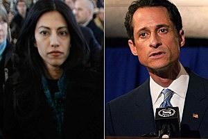 Huma Abedin, Wife of Anthony Weiner, Is Pregnant: Report