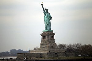New York Man Rescued After God Told Him to Swim to Liberty Island