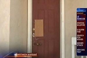 SWAT Team Kicks Down Front Door to Collect on Student Loan