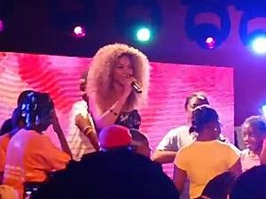 Beyonce Surprises Dancing Target Shoppers in Harlem