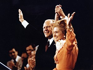 Betty Ford, Former First Lady, Dies at 93