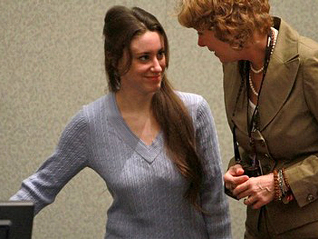 Casey Anthony to be Released From Jail July 13