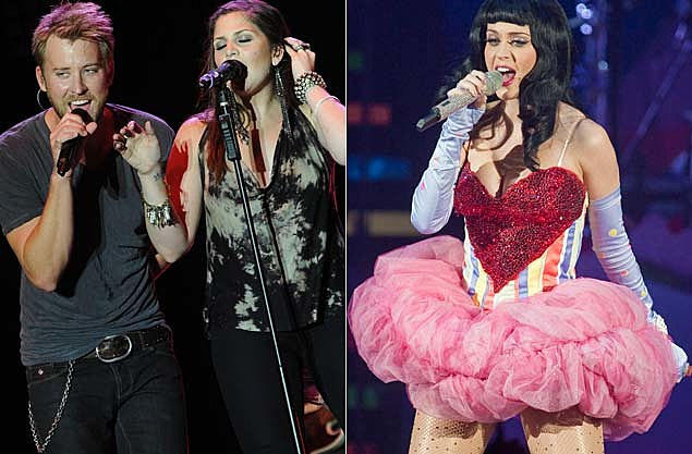 Lady Antebellum Cover Katy Perry's 'Teenage Dream' [VIDEO]